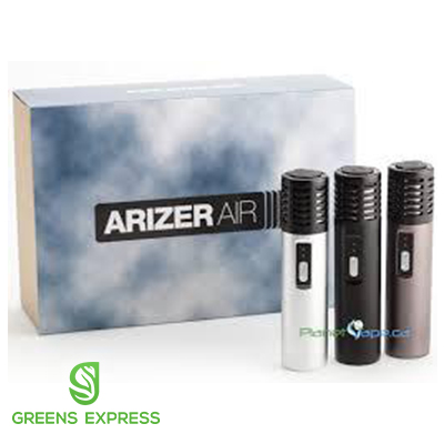 ARIZER AIR HERBAL VAPORIZER * FREE GRINDER*