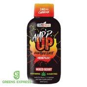CBD ENERGY SHOT - AMP'D UP