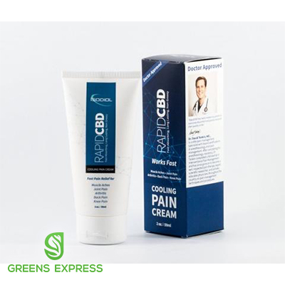 RAPID CBD PAIN CREME