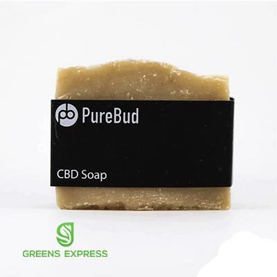 CBD Soap By PureBud