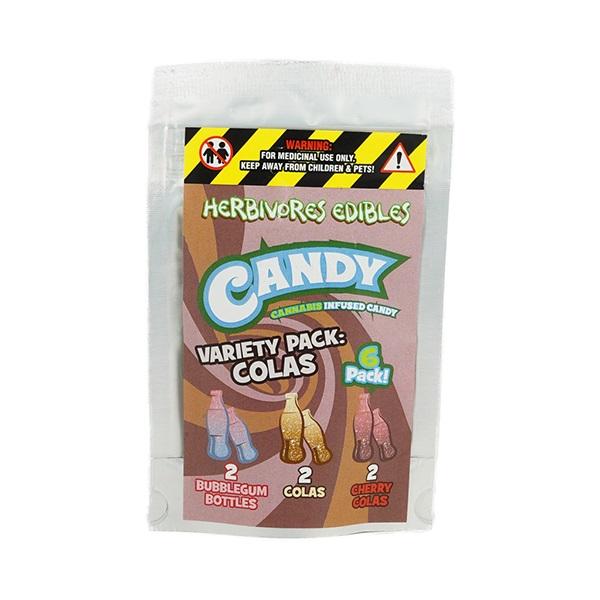 Herbivore Edibles Variety Pack Colas