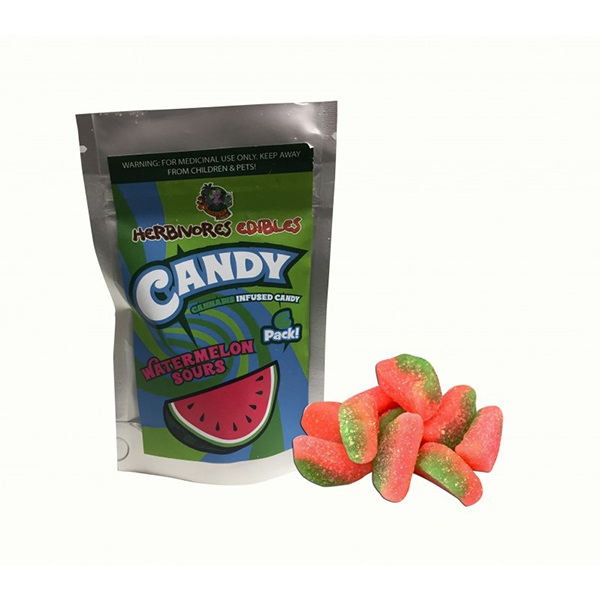 Herbivores Watermelon Sours