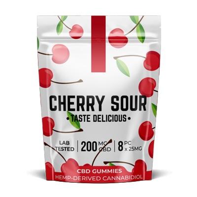 Pacific CBD Cherry 200mg