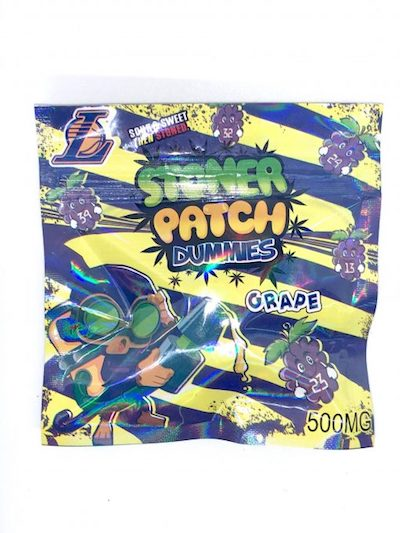 Stoner Patch Dummies (500mg)